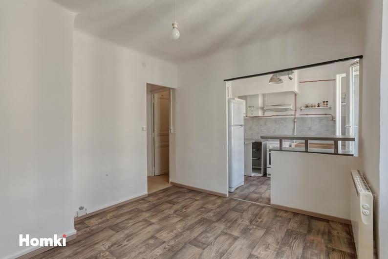 Homki - Vente appartement  de 41.0 m² à Marseille 13005