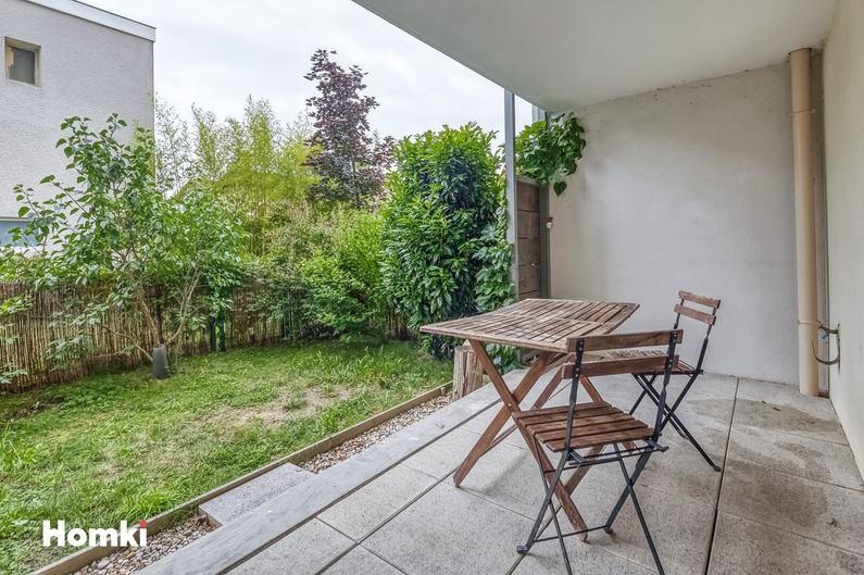 Homki - Vente appartement  de 44.0 m² à Vaulx en velin 69120