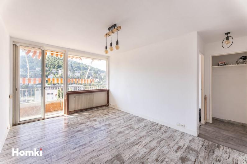 Homki - Vente appartement  de 40.0 m² à Marseille 13009