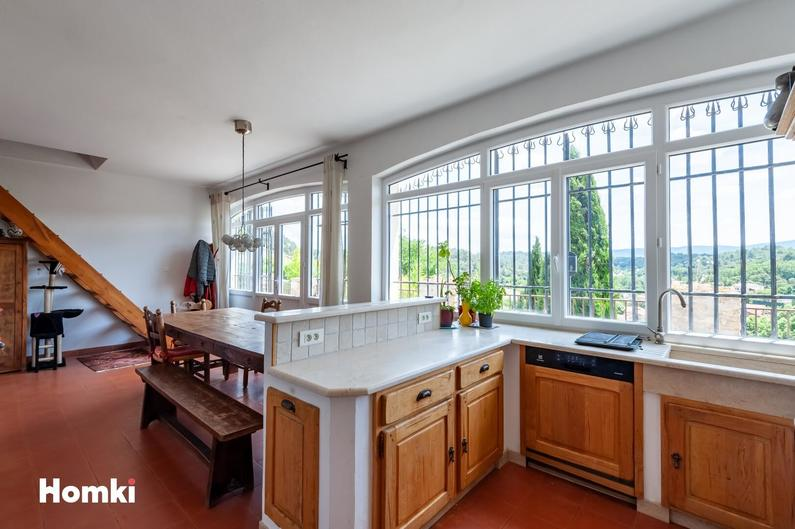 Homki - Vente maison/villa  de 190.0 m² à Jouques 13490