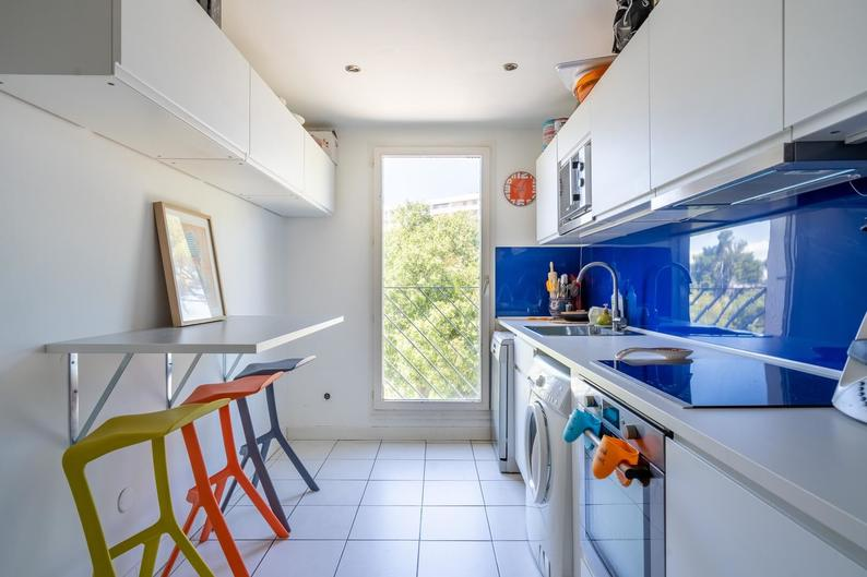 Homki - Vente appartement  de 66.0 m² à Marseille 13009