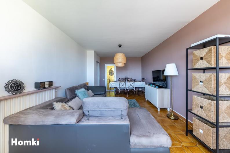 Homki - Vente appartement  de 81.0 m² à Marseille 13015