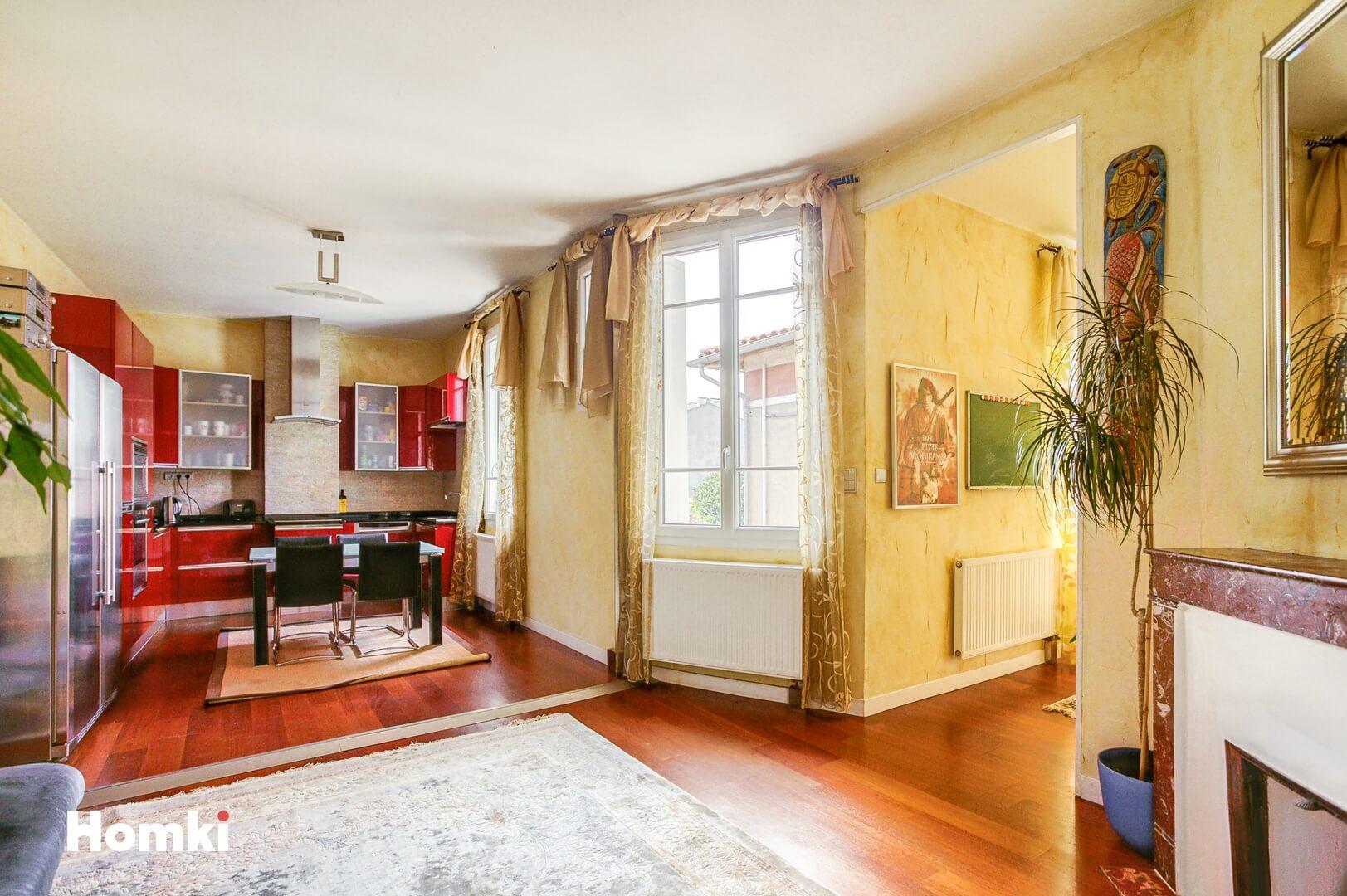 Homki - Vente Appartement  de 125.0 m² à Toulouse 31400