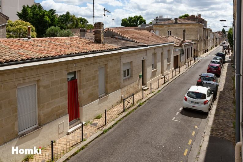 Homki - Vente appartement  de 32.0 m² à Bordeaux 33000