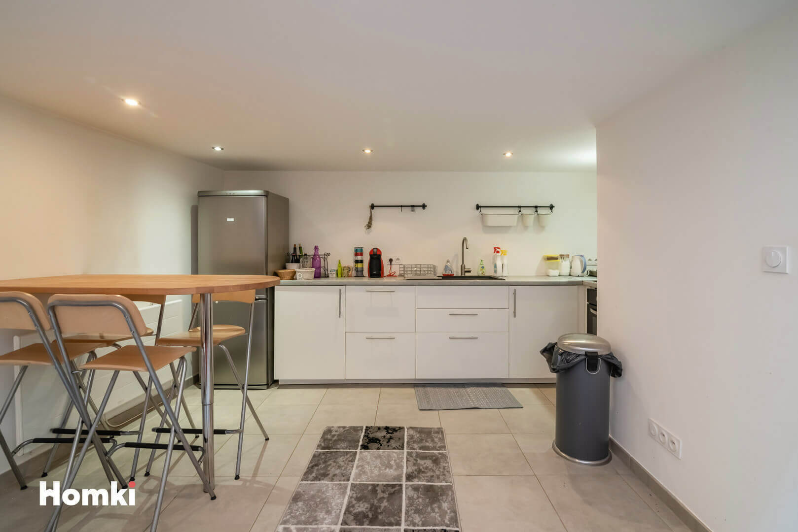 Homki - Vente Appartement  de 51.0 m² à Lyon 69005