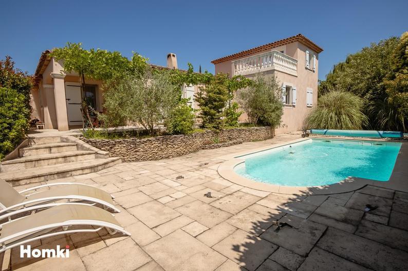 Homki - Vente maison/villa  de 135.0 m² à Greoux les bains  04800