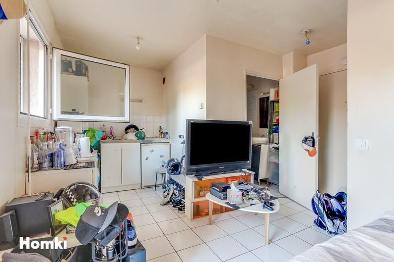 Homki - Vente appartement  de 19.0 m² à Marseille 13006