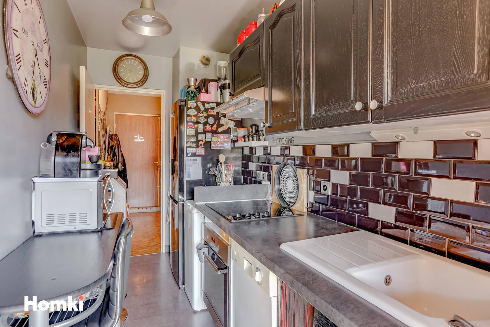 Homki - Vente appartement  de 51.0 m² à Saint-Laurent-du-Var 06700
