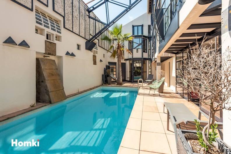 Homki - Vente appartement  de 179.0 m² à CANNES 06400