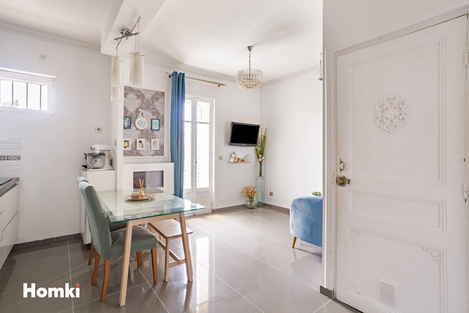 Homki - Vente Maison/villa  de 77.0 m² à Marseille 13008