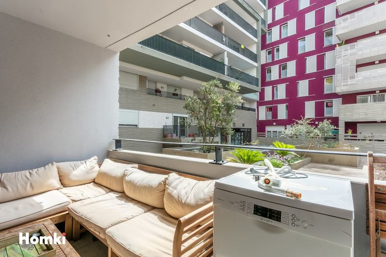 Homki - Vente Appartement  de 52.0 m² à Montpellier 34000