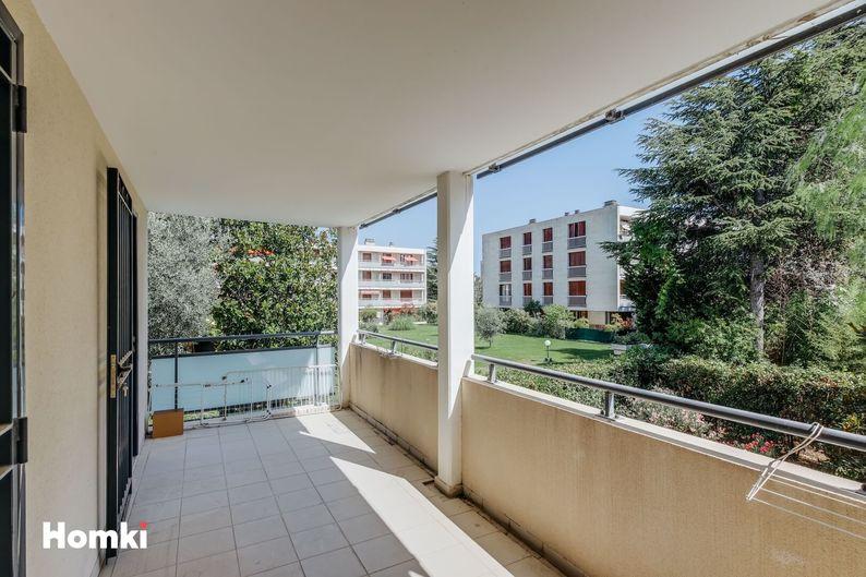 Homki - Vente appartement  de 54.0 m² à Marseille 13012