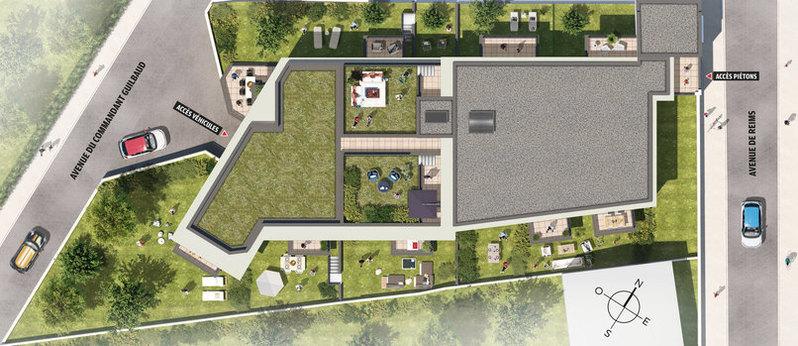 Homki - Vente Appartement  de 91.0 m² à NICE 06100