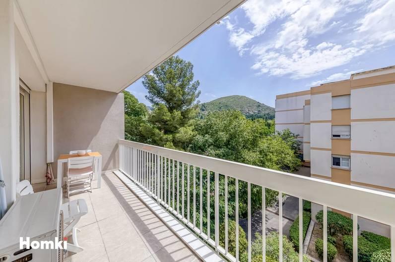 Homki - Vente appartement  de 50.0 m² à Marseille 13009