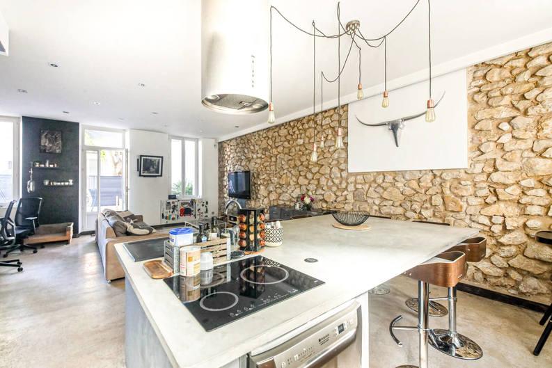 Homki - Vente appartement  de 90.0 m² à Marseille 13013