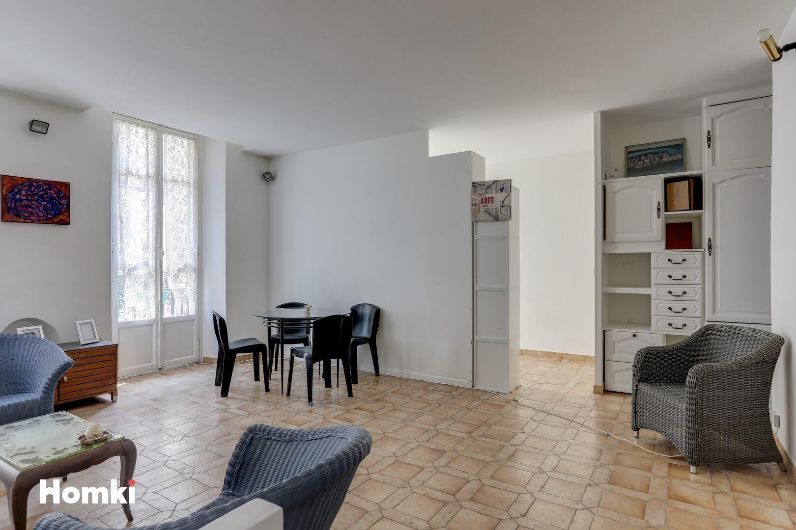 Homki - Vente appartement  de 86.0 m² à Nice 06000