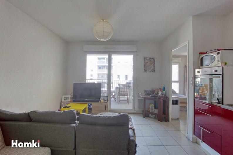 Homki - Vente Appartement  de 35.0 m² à Marseille 13010