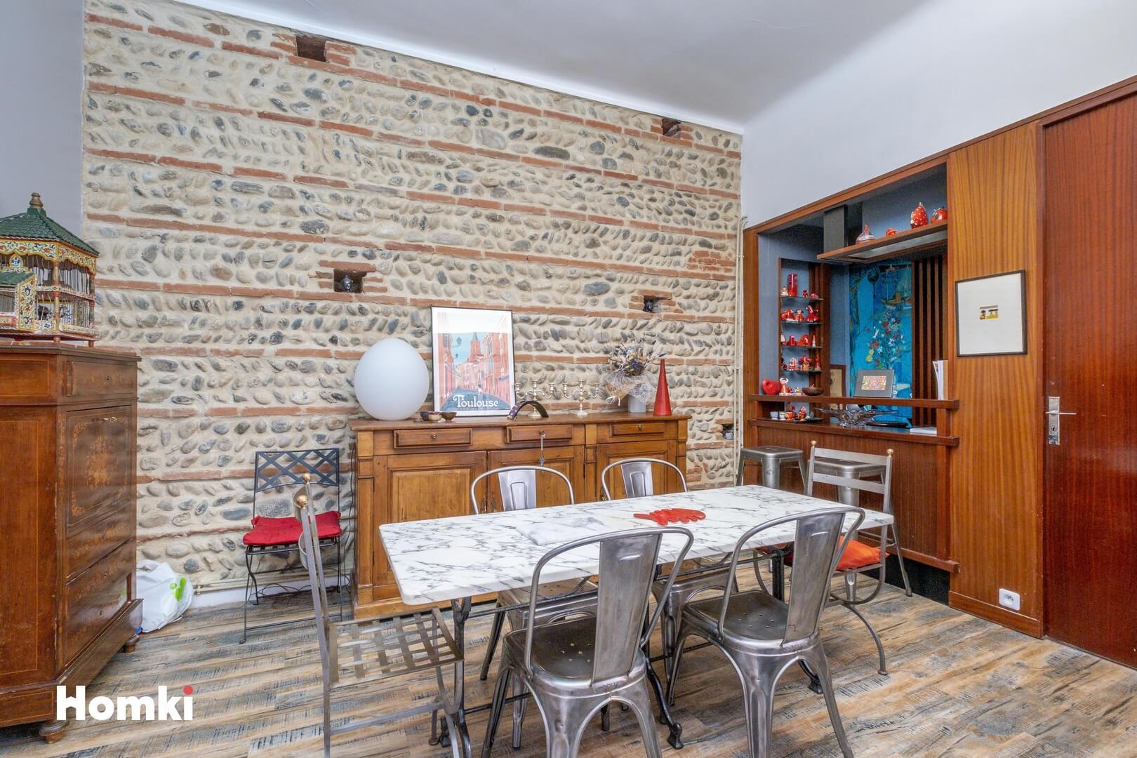 Homki - Vente Appartement  de 180.0 m² à Toulouse 31000