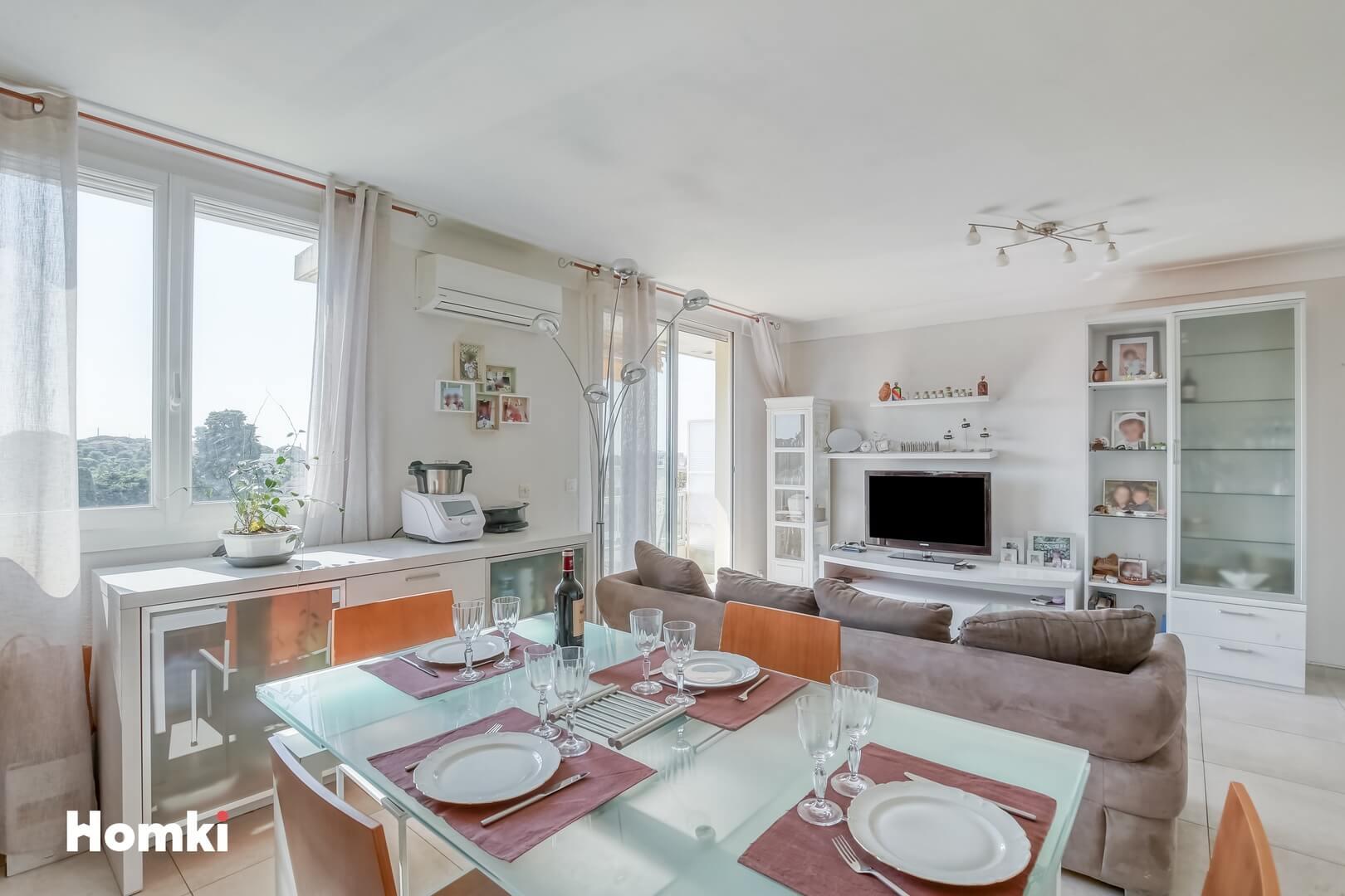 Homki - Vente Appartement  de 76.81 m² à Antibes 06600