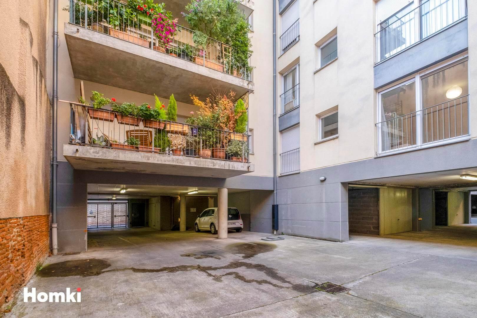 Homki - Vente Appartement  de 47.0 m² à Toulouse 31000