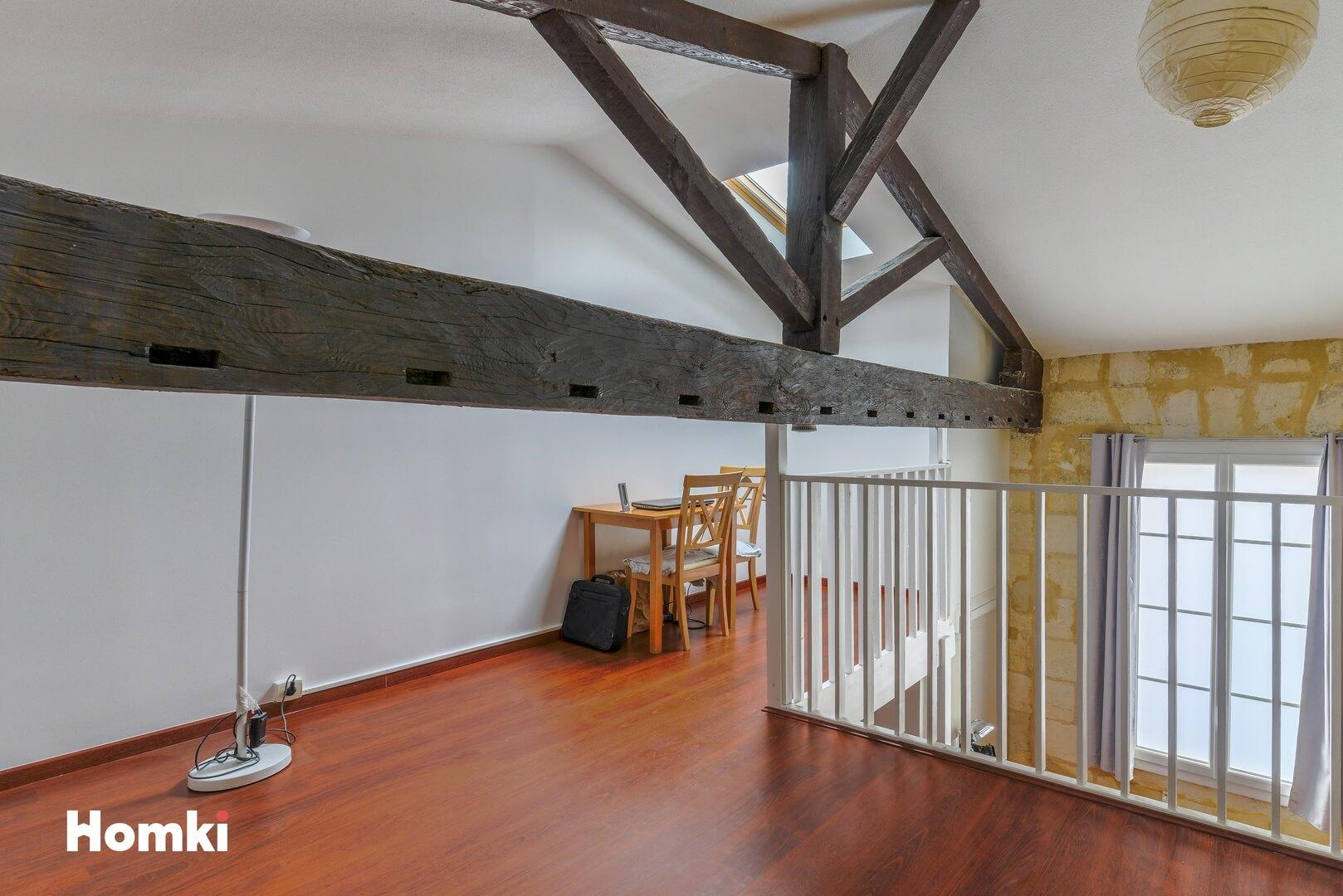 Homki - Vente Appartement  de 62.0 m² à Bordeaux 33000