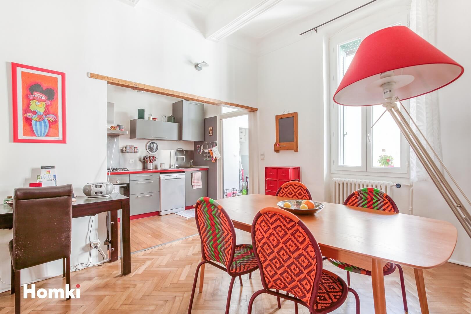 Homki - Vente Appartement  de 106.0 m² à Marseille 13001
