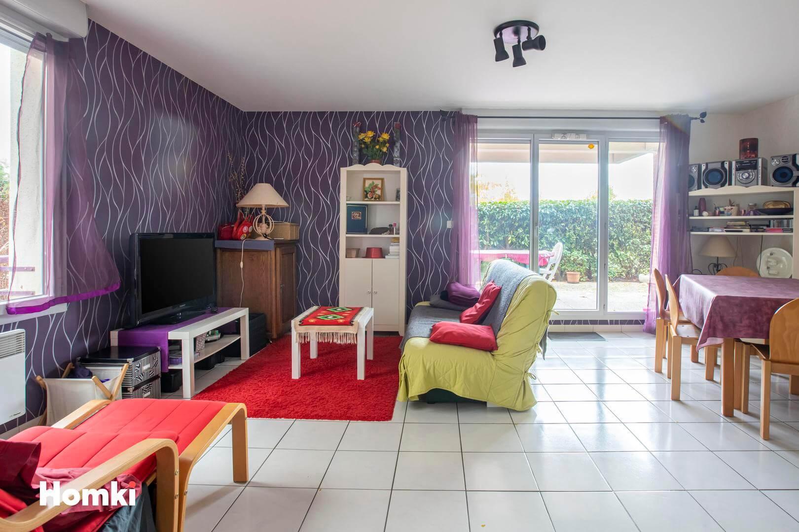 Homki - Vente Appartement  de 65.0 m² à Toulouse 31200