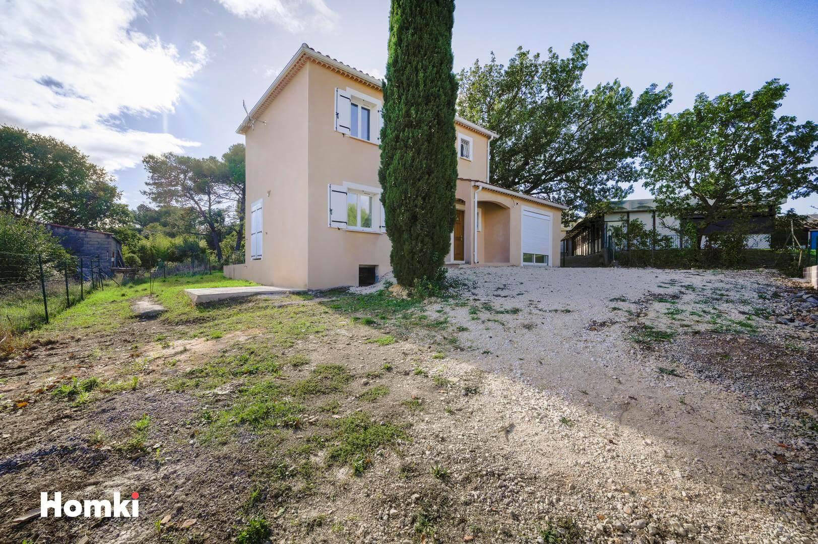 Homki - Vente Maison/villa  de 110.0 m² à Anduze 30140