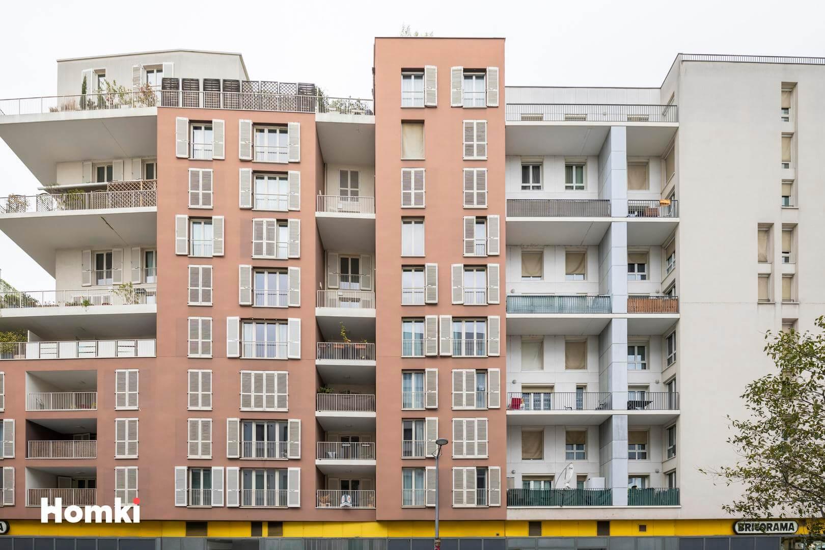 Homki - Vente Appartement  de 60.0 m² à Lyon 69008