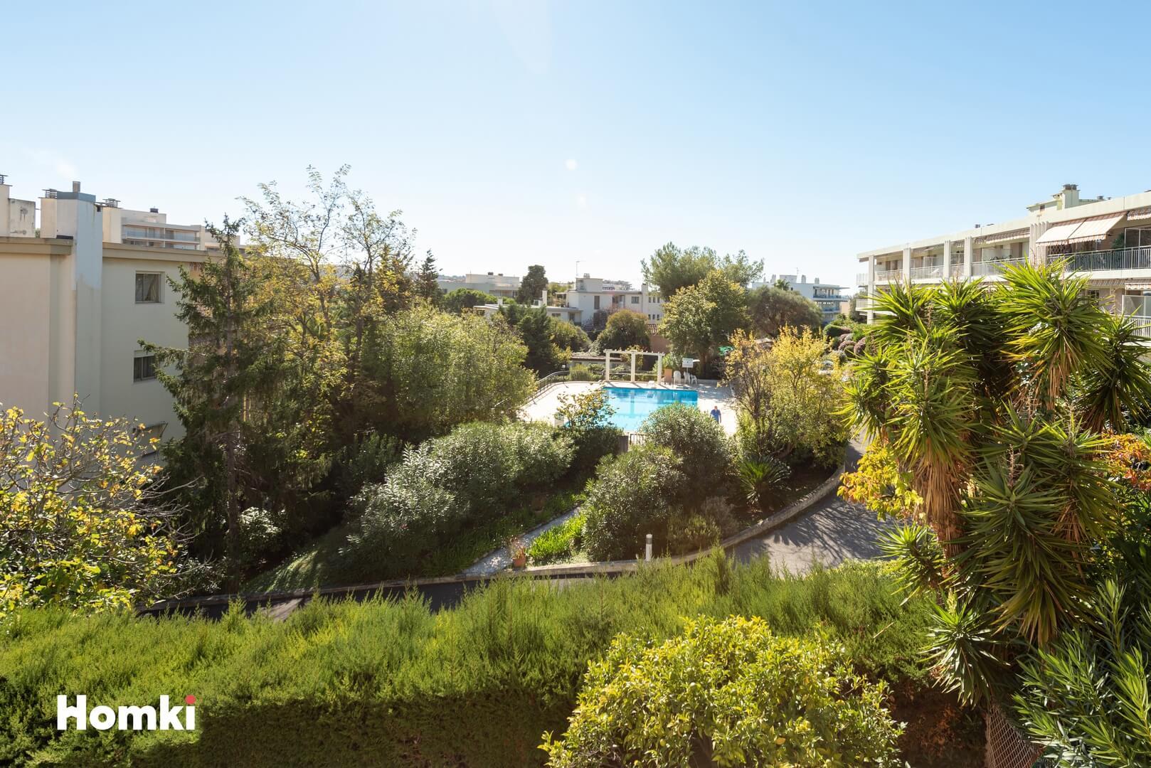 Homki - Vente Appartement  de 58.0 m² à Antibes 06160