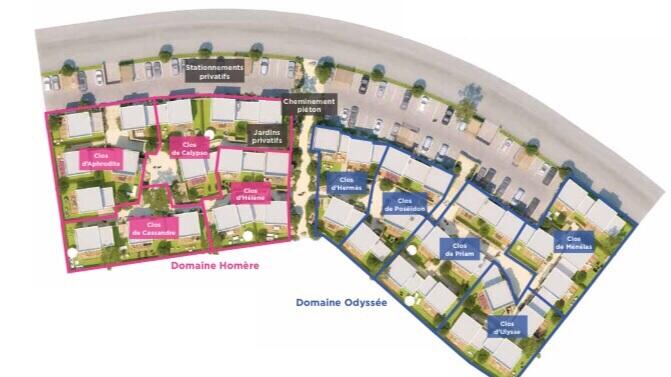 Homki - Vente Maison de ville  de 86.0 m² à Jacou 34830