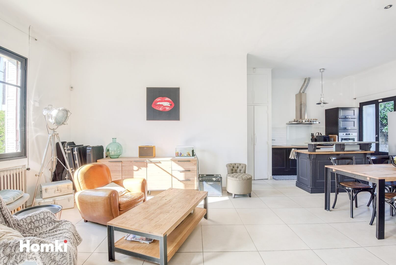 Homki - Vente Maison/villa  de 120.0 m² à Marseille 13012