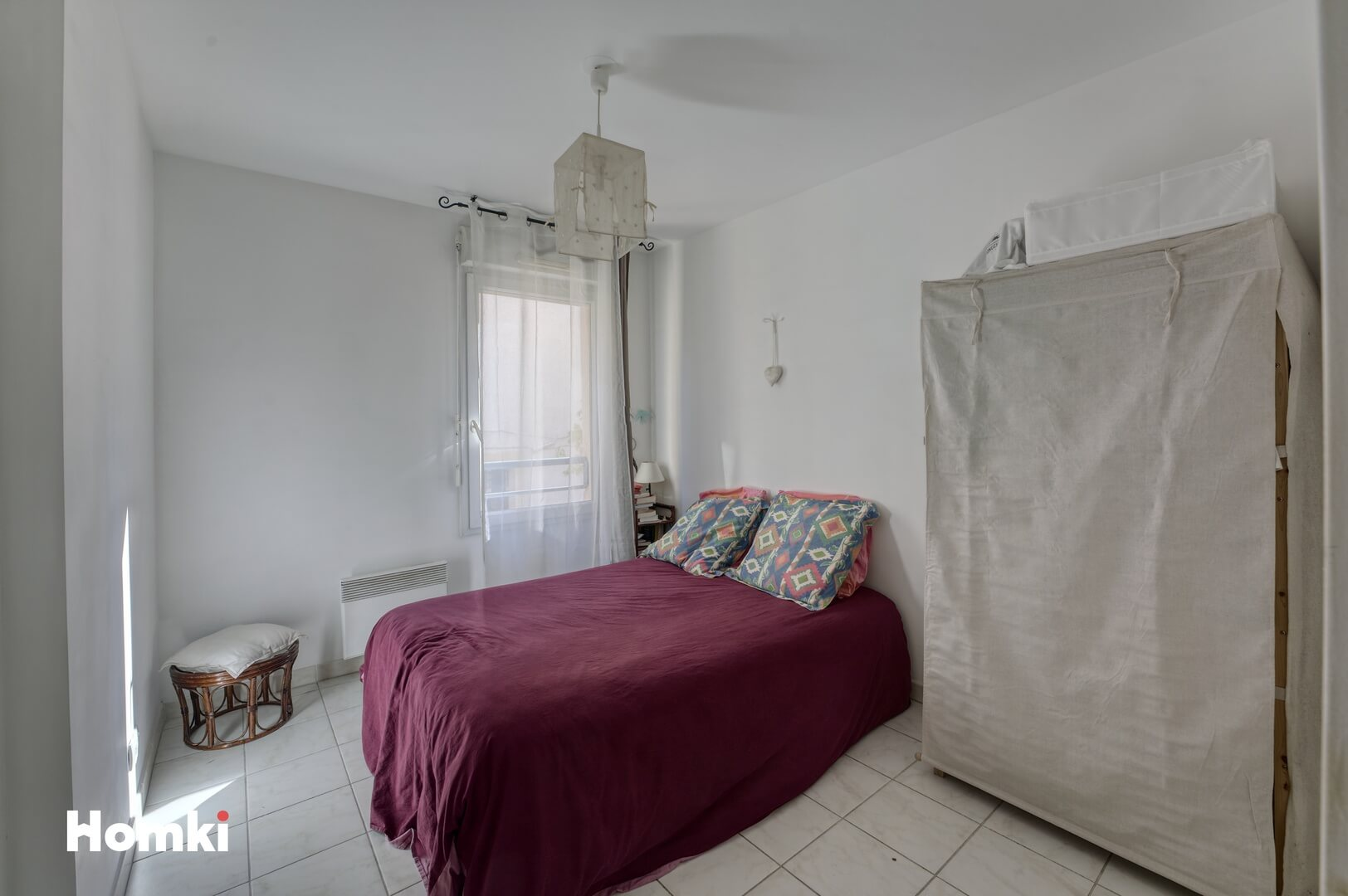 Homki - Vente Appartement  de 47.0 m² à Marseille 13008