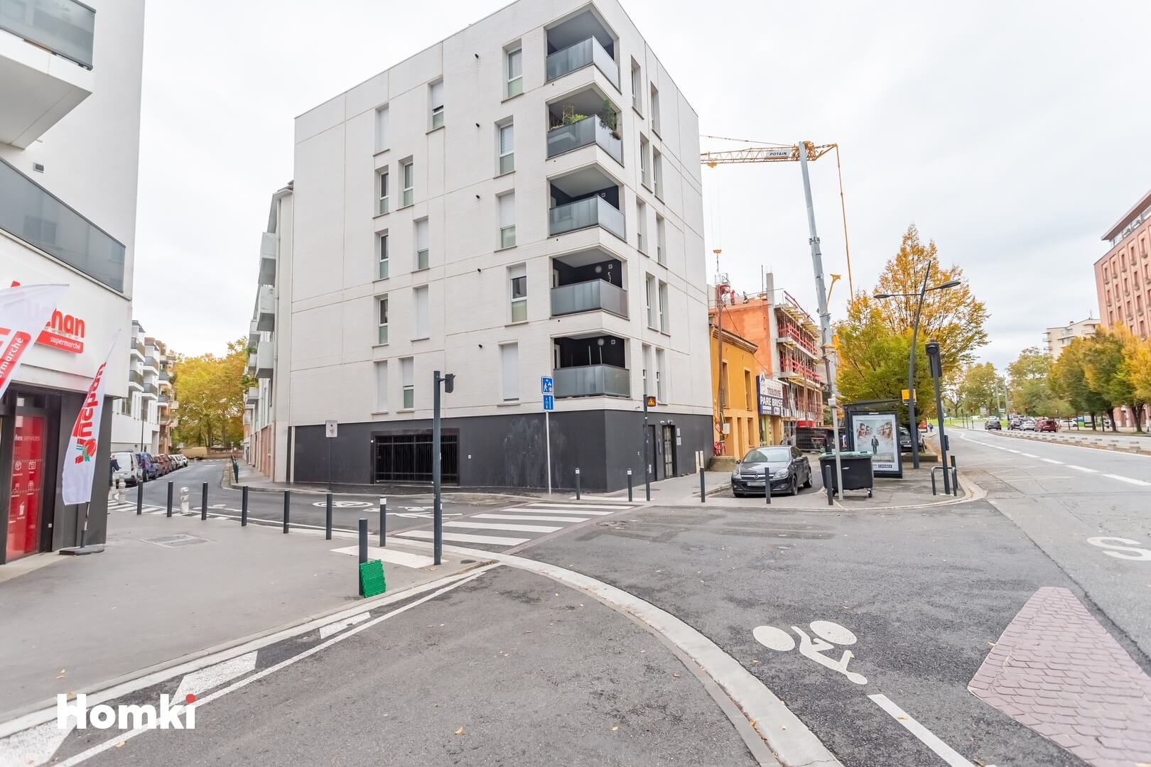 Homki - Vente Appartement  de 42.0 m² à Toulouse 31300