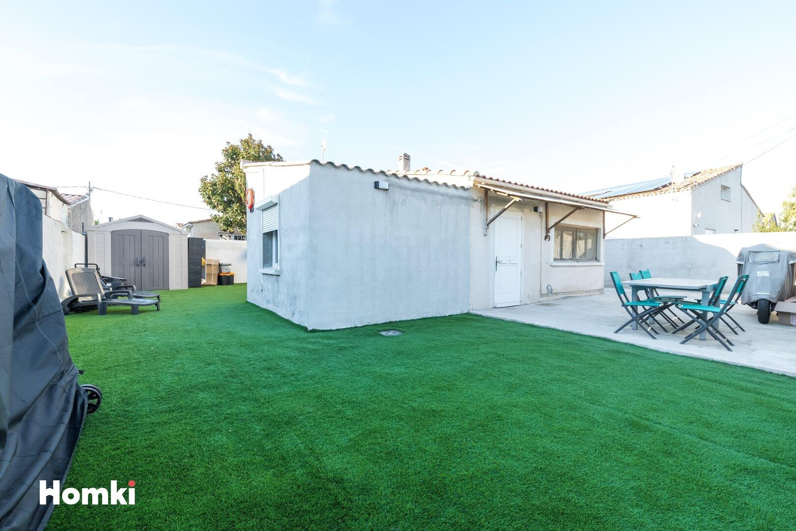 Homki - Vente Maison/villa  de 77.0 m² à Marignane 13700