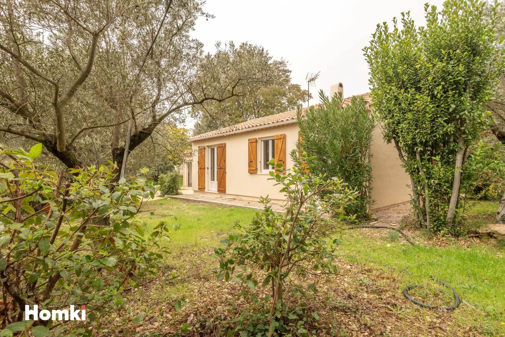 Homki - Vente Maison/villa  de 74.0 m² à Mornas 84550
