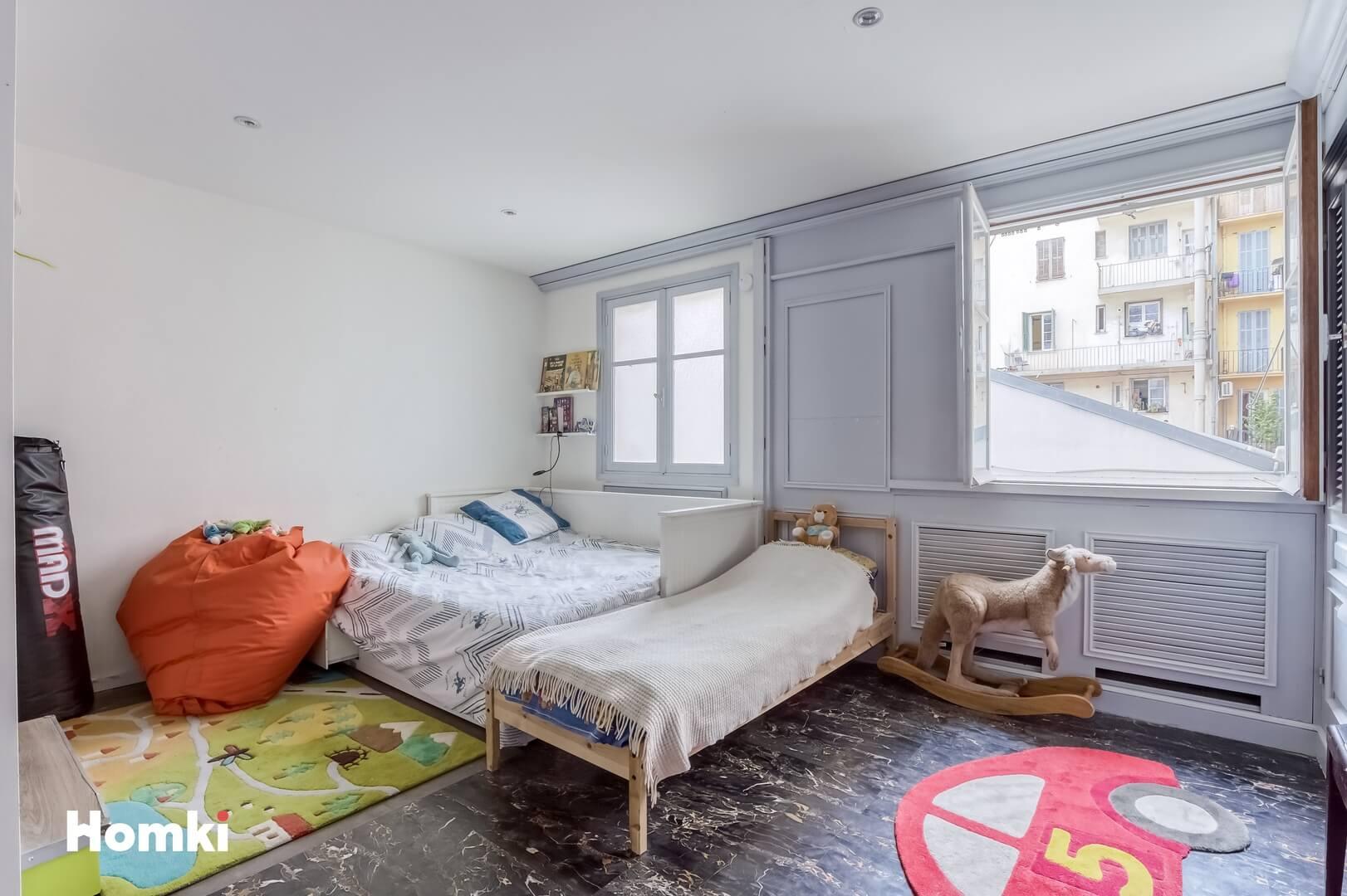 Homki - Vente Appartement  de 90.0 m² à Nice 06300