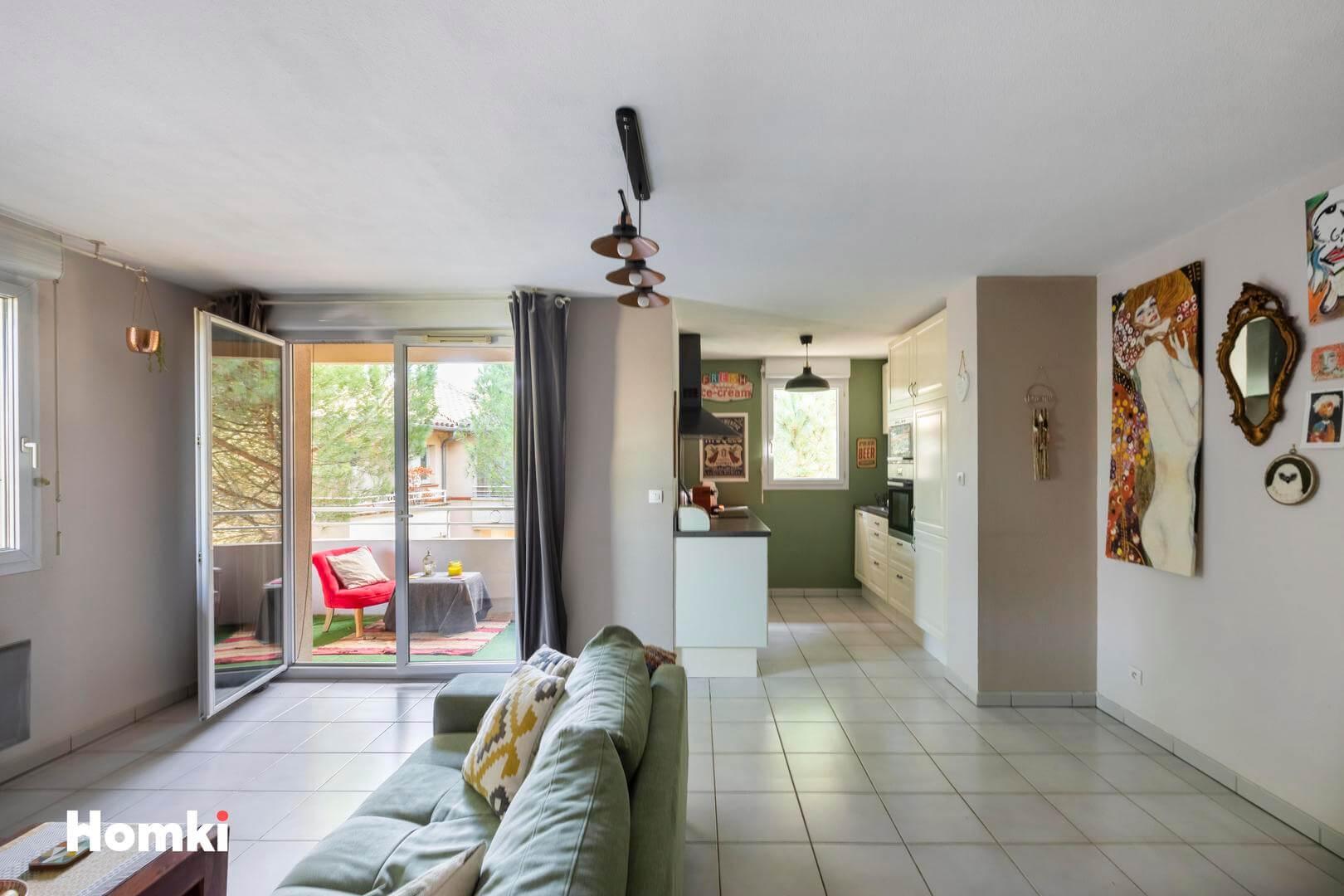 Homki - Vente Appartement  de 53.49 m² à Seilh 31840