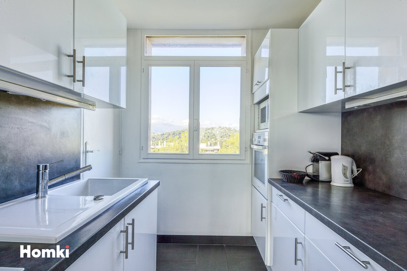 Homki - Vente Appartement  de 56.0 m² à Le Cannet 06110