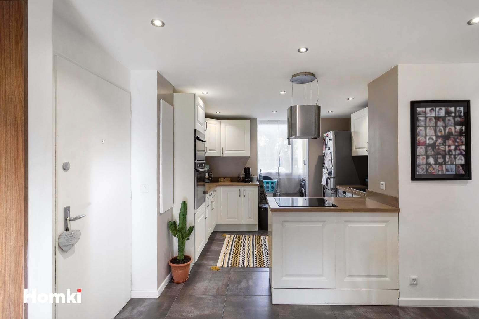 Homki - Vente Appartement  de 56.0 m² à Nice 06200