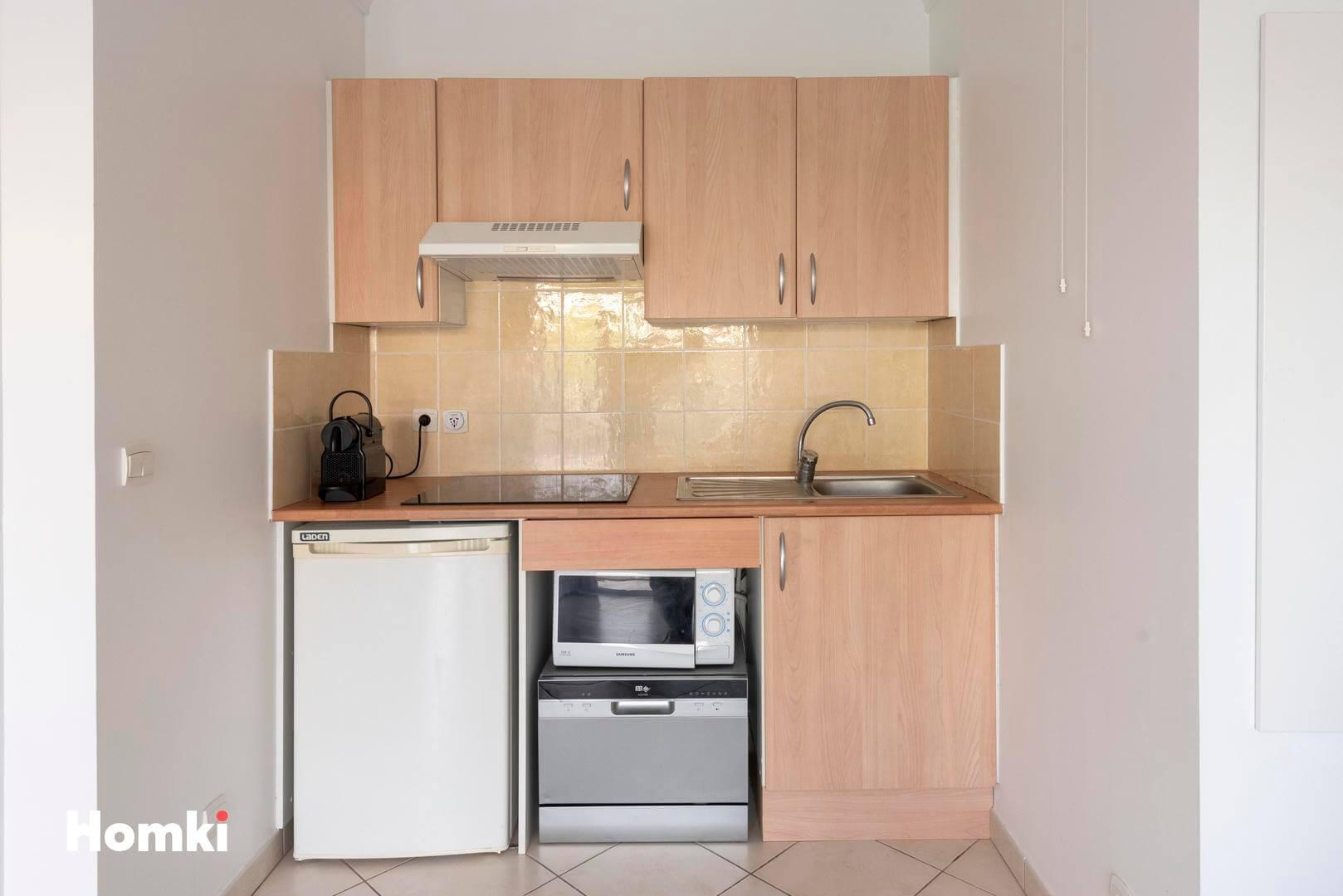 Homki - Vente Appartement  de 37.07 m² à Antibes 06160