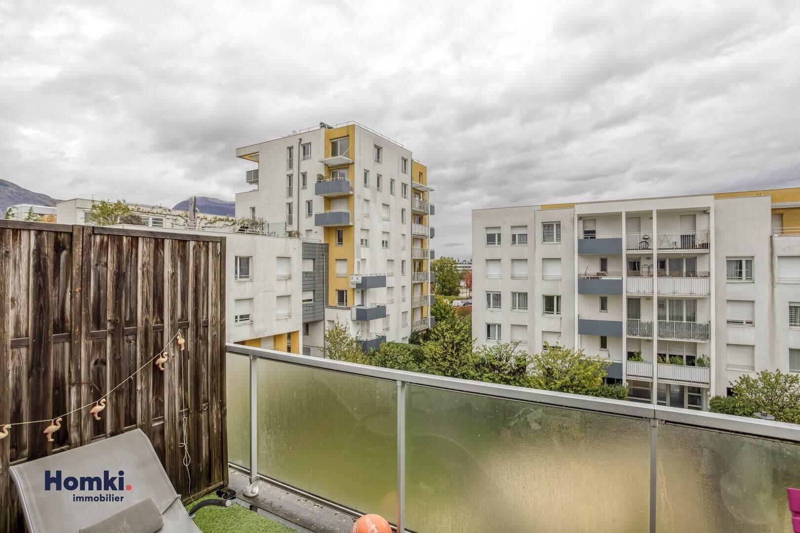 Homki - Vente Appartement  de 67.0 m² à Grenoble 38100