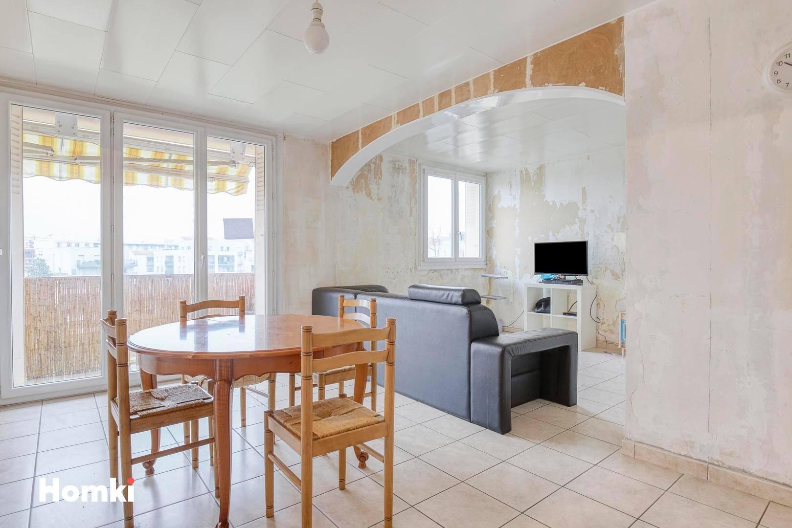 Homki - Vente Appartement  de 83.0 m² à Villeurbanne 69100