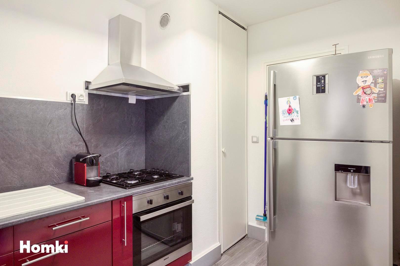 Homki - Vente Appartement  de 56.0 m² à Narbonne 11100