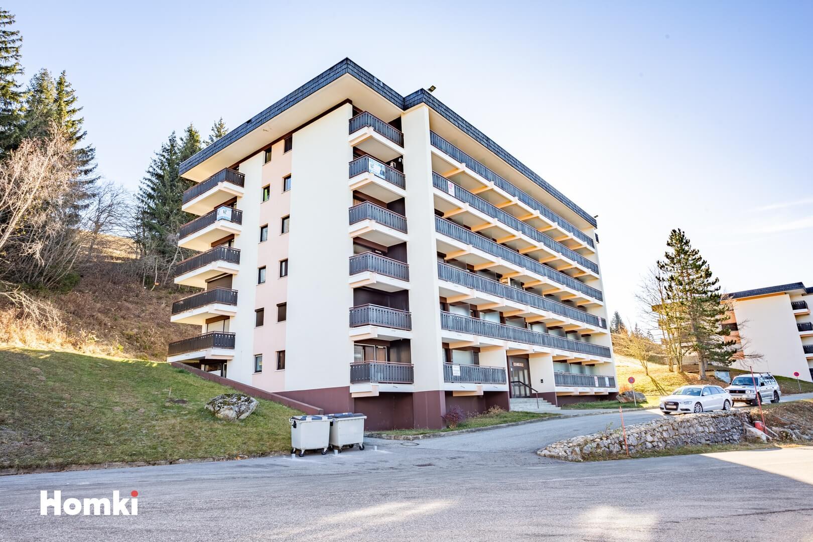 Homki - Vente Appartement  de 27.0 m² à Allevard 38580