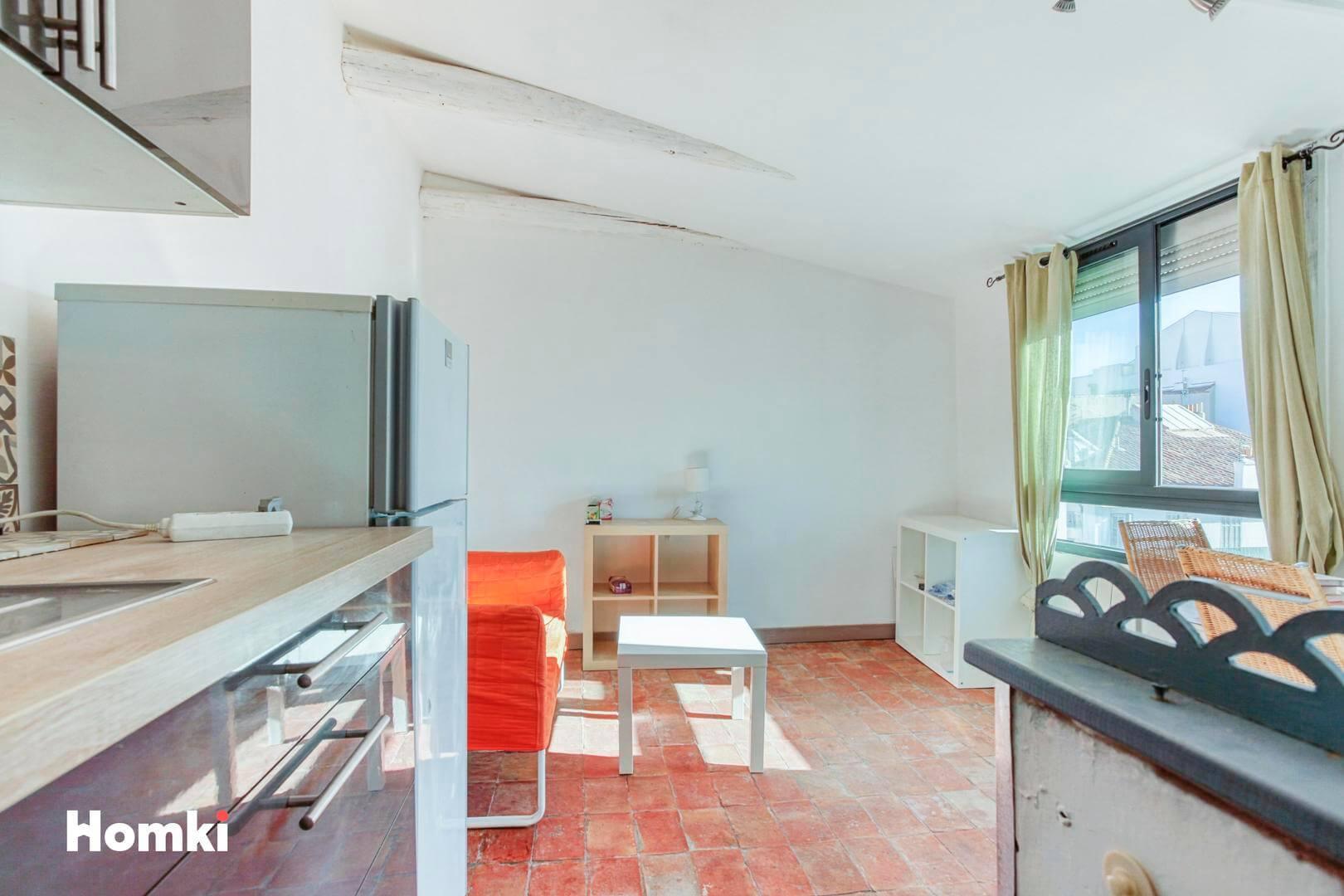Homki - Vente Appartement  de 30.0 m² à Marseille 13001