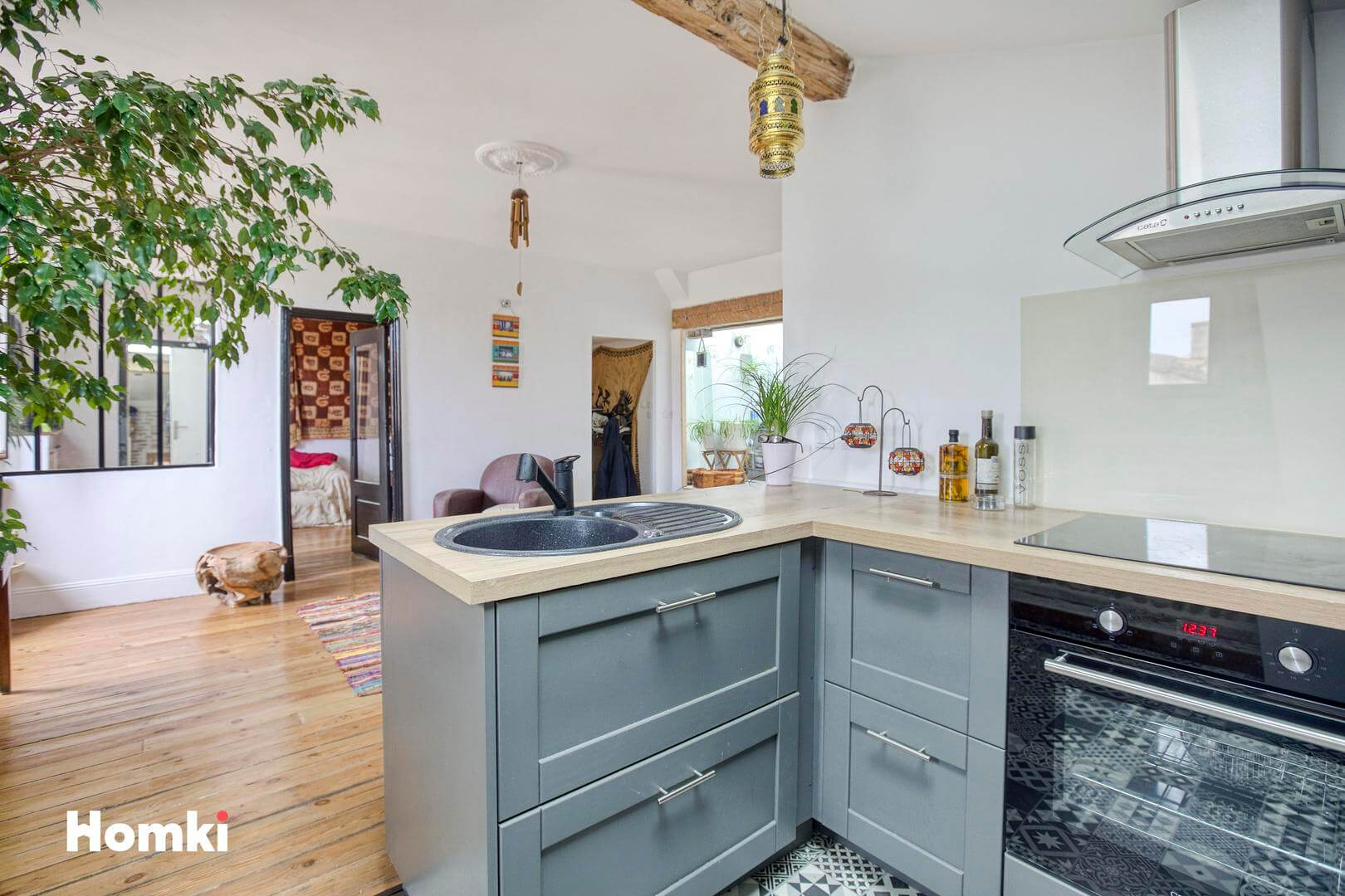 Homki - Vente Appartement  de 70.0 m² à Toulouse 31200