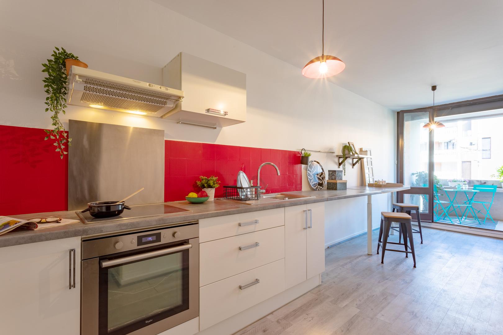 Homki - Vente Appartement  de 84.0 m² à Blagnac 31700