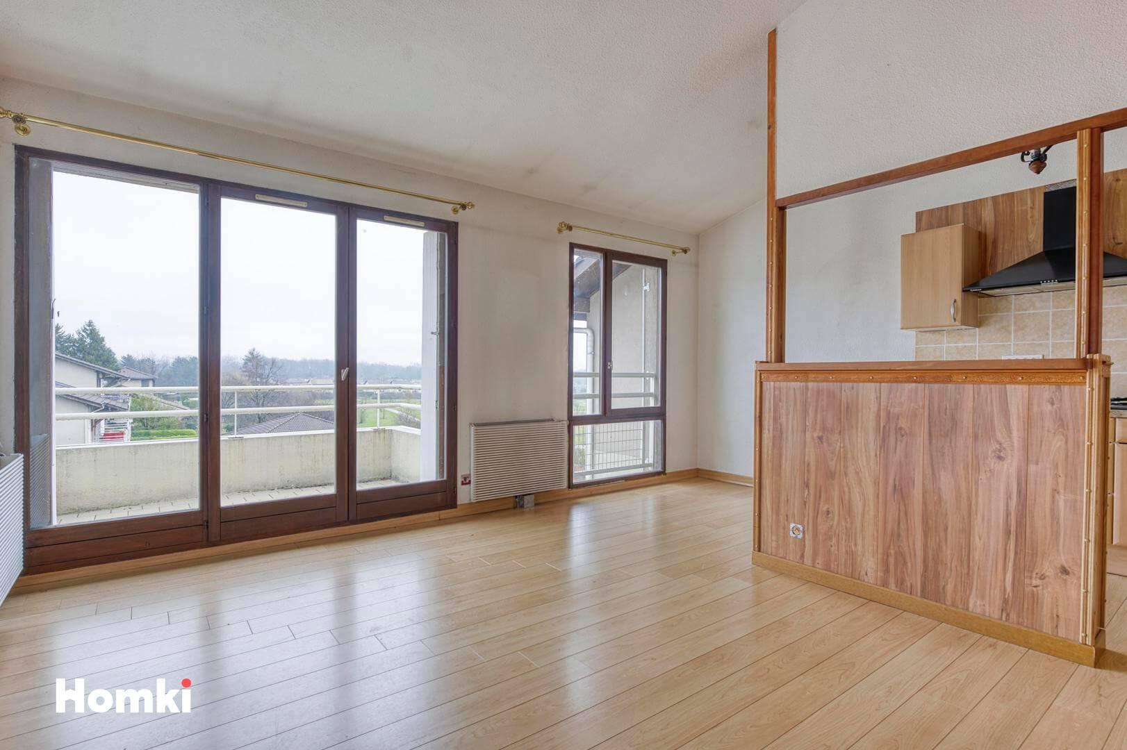 Homki - Vente Appartement  de 41.0 m² à Crolles 38920