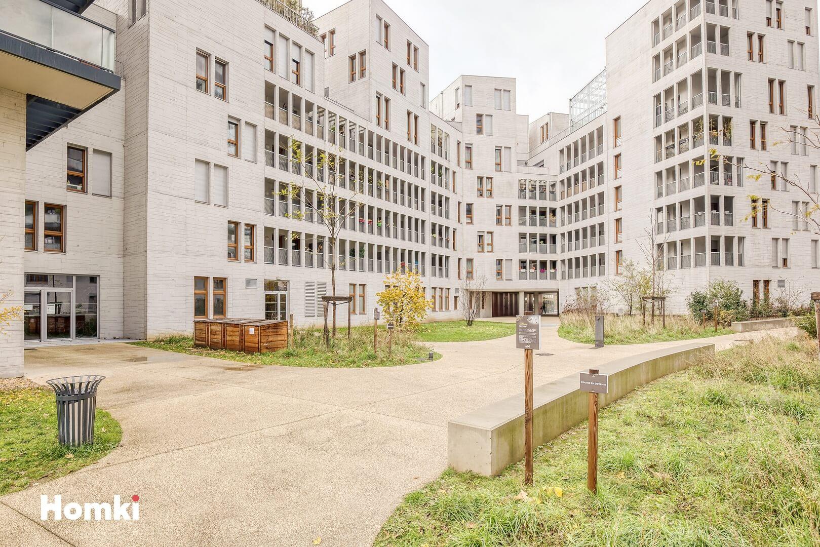Homki - Vente Appartement  de 65.0 m² à Lyon 69007